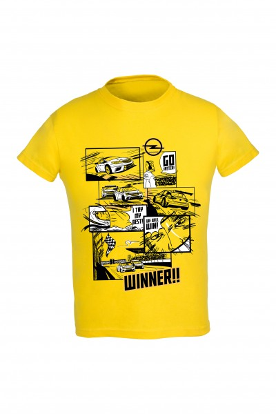 Kinder Comic T-Shirt